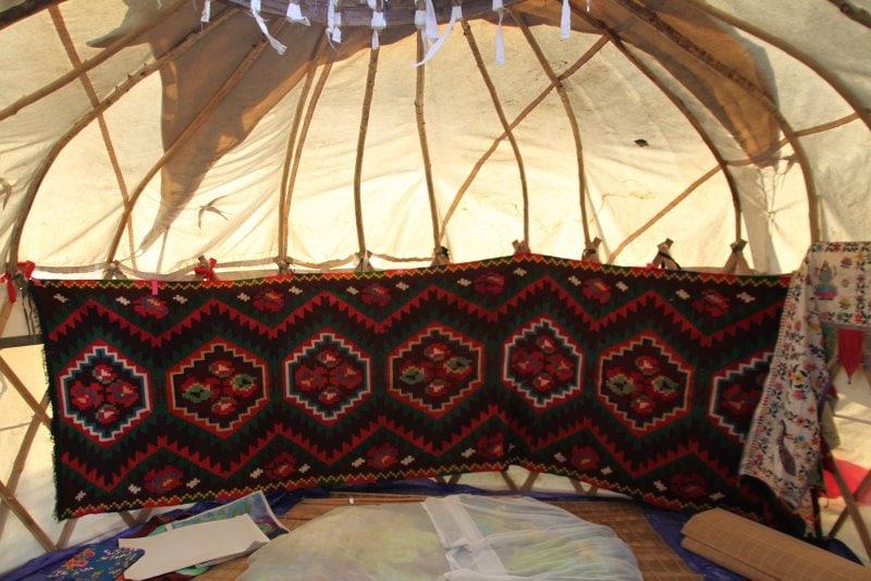 Yurt - In Residence