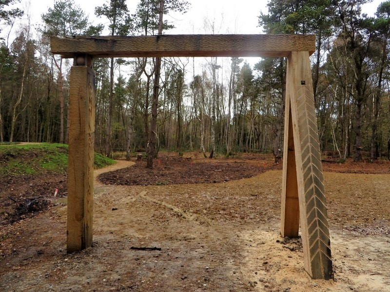 Portal henge Piece